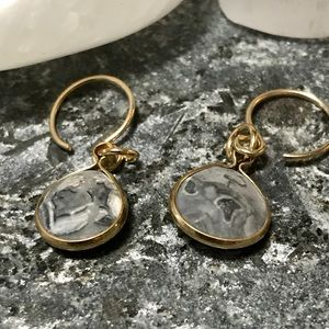 New Agate Earrings